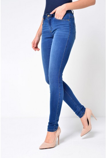 Ultimate Long Length Soft Skinny Jeans