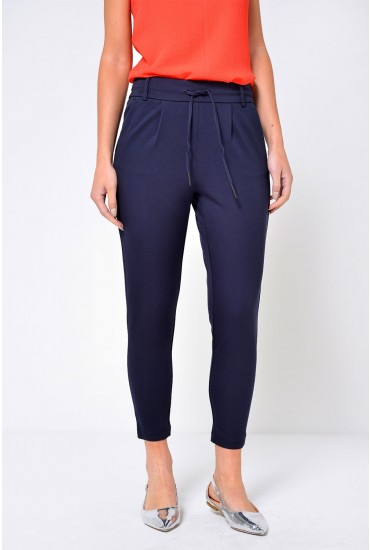Poptrash Regular Length Pant in Navy