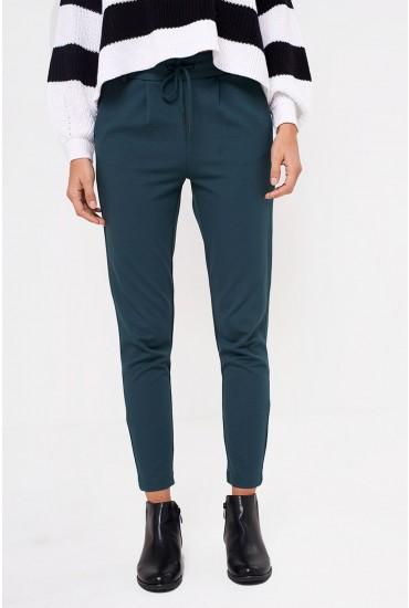 Poptrash Regular Length Pant in Dark Green