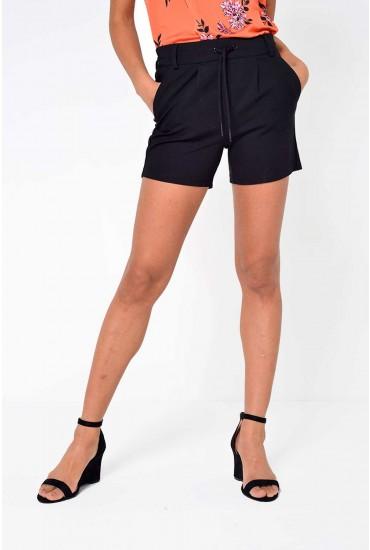 Poptrash Easy Shorts in Black