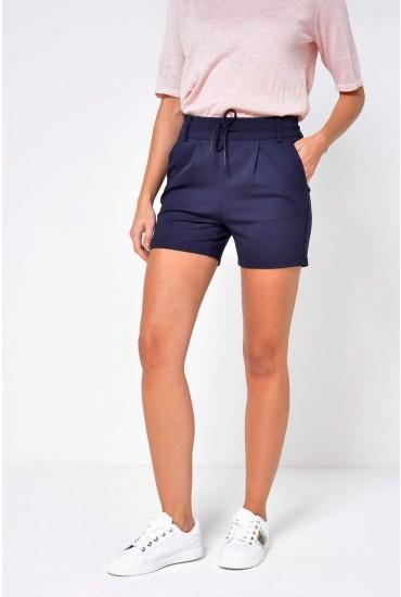 Poptrash Easy Shorts in Navy
