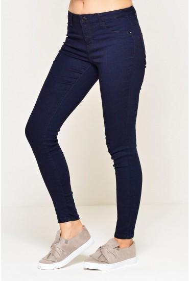 Skinny Regular Indigo Jeans