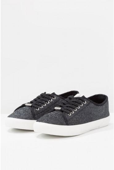 Saphir Glitter Sneakers