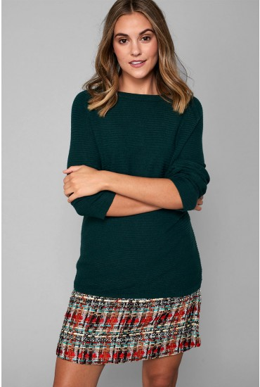 Mathison Pullover Knit in Green