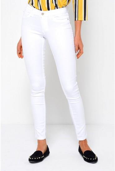 Ultimate Regular King Jeans in White