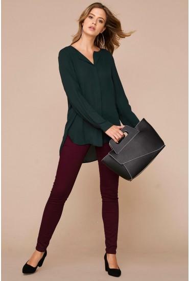 Tanya Day Bag in Black