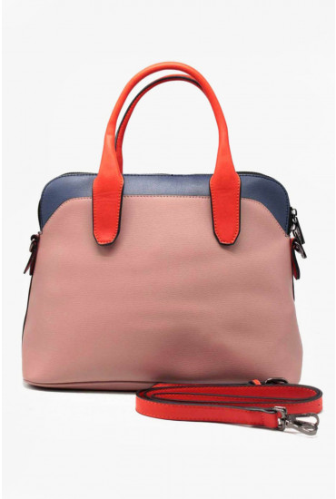 Evelyn Tote Bag with Detachable Shoulder Strap