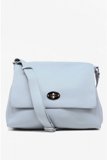 Alexander Day Bag in Light Grey