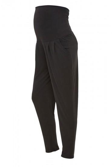 Lianne Maternity Jersey Trousers in Grey