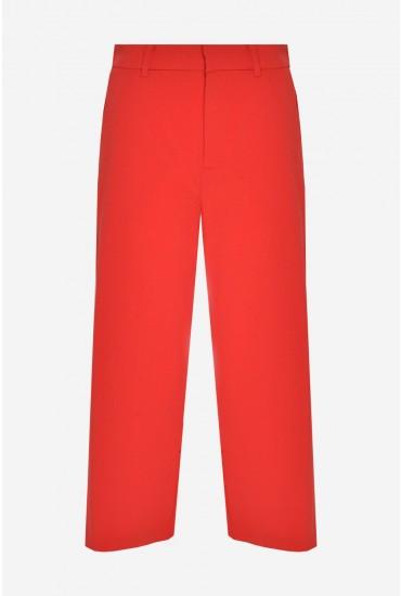 Danta Culottes in Red
