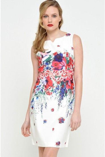 Kennedy Floral Print Dress
