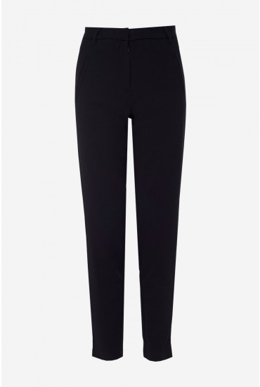 Esmeralda Ankle Pants in Black