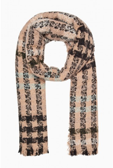 Astrid Oversized Weaved Scarf