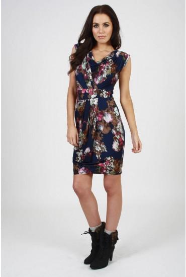 Karen Floral Dress