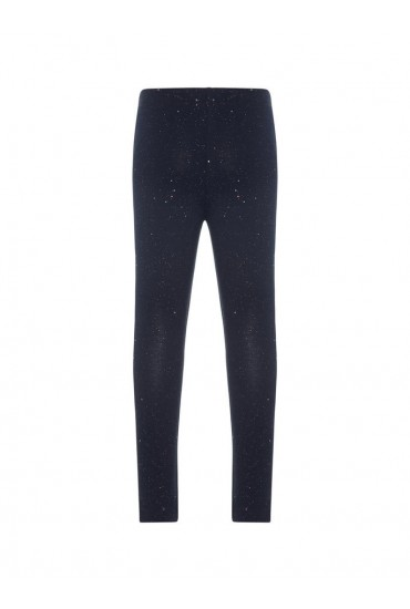 Frashmer Girls Sparkle Legging in Navy