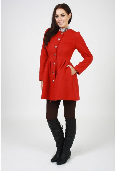 Dolores Skirted Coat