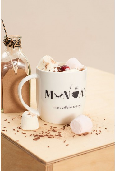 Iclothing Exclusive Love The Mug- Monday