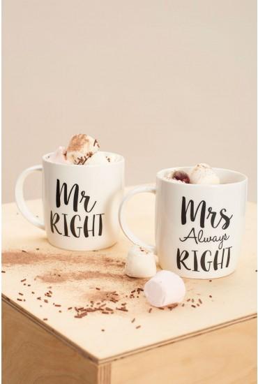 Love The Mug- Mr and Mrs