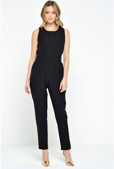 Serenity Jumpsuit in Black