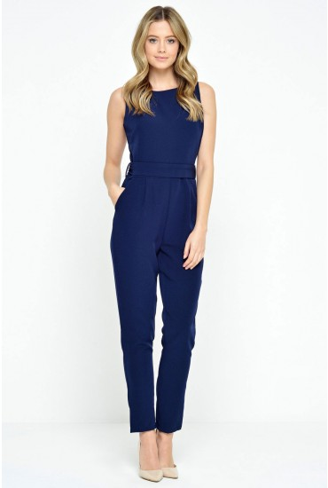 Serenity Jumpsuit in Navy