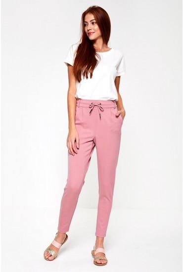 Power Regular Pants in Soft Rose