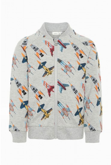 Rabor Boys Sweat Cardigan