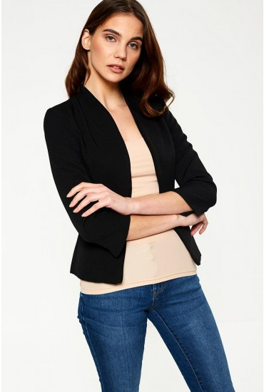 Riley Blazer in Black