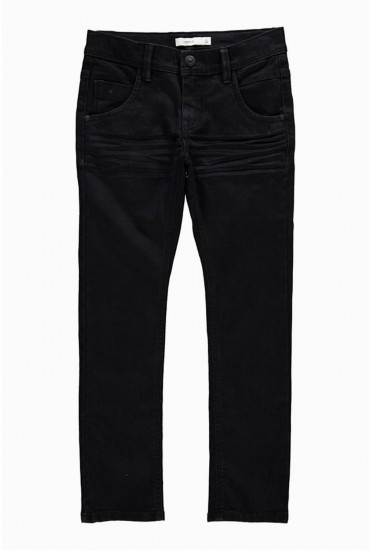 Ryan Boys Jeans in Black