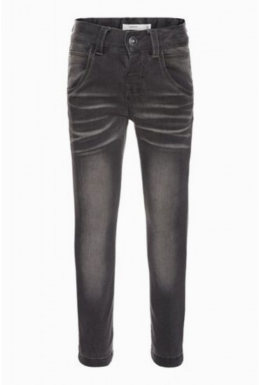 Ryan Boys Jeans in Dark Grey