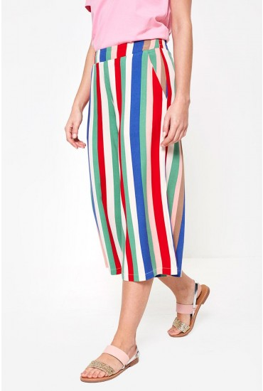 Sasha Culottes in Stripe