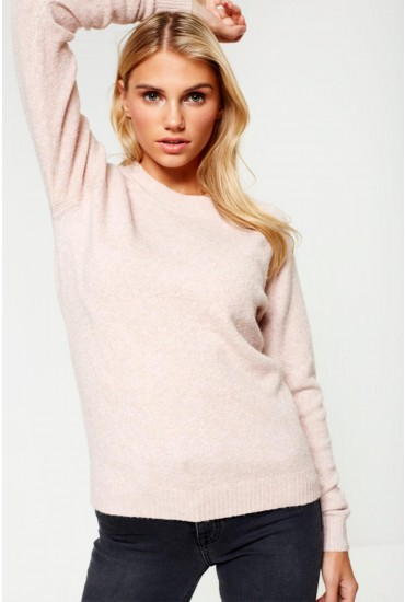 Doffy Soft Knit in Rose