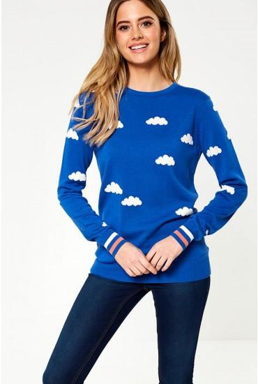 Rita Summer Skies Sweater