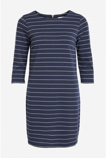 Tinny New Dress in Navy