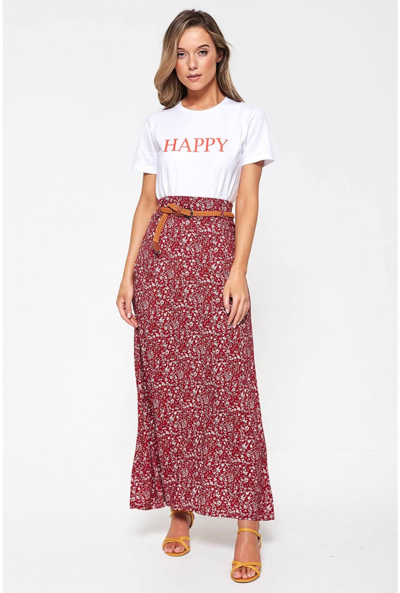 2bce43a3845f Floral Print Maxi Skirts