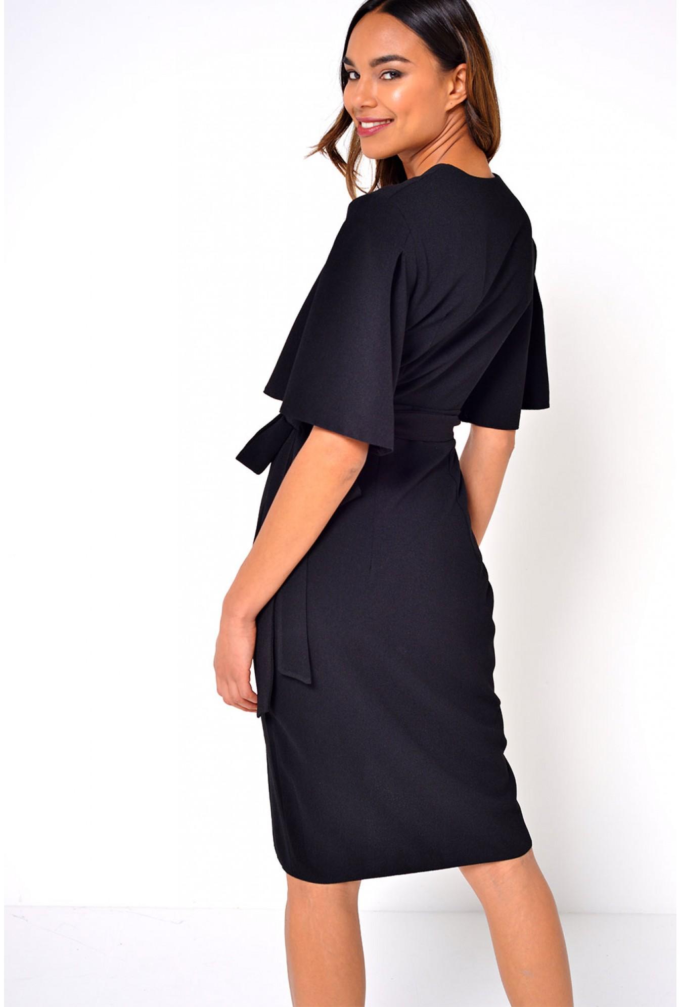 Ad Lib Dress | Ivory One Shoulder Chiffon Dress For