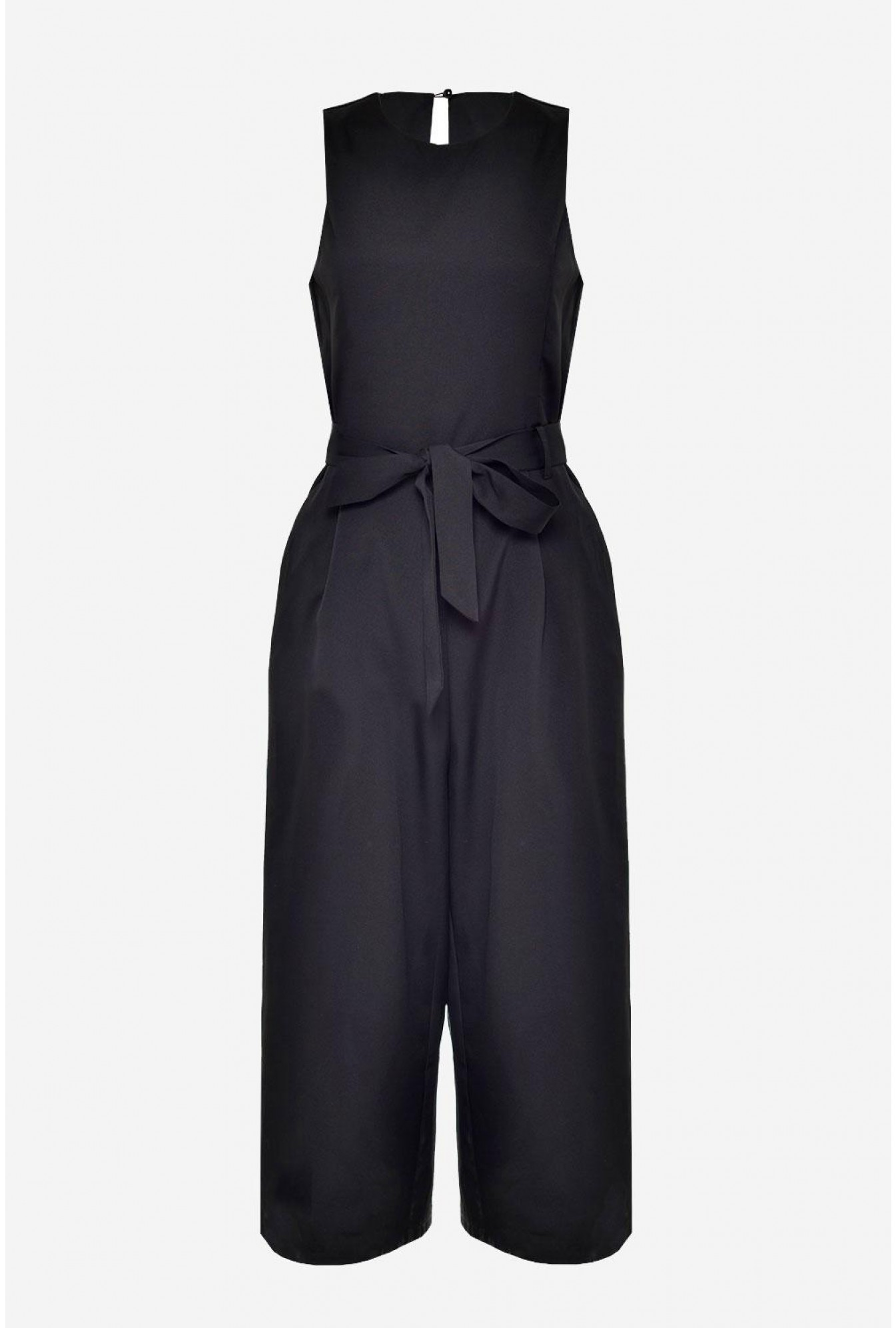 ef72dff0207b More Views. Layla Longline Culotte Jumpsuit in Black. Video Gallery. Marc  Angelo