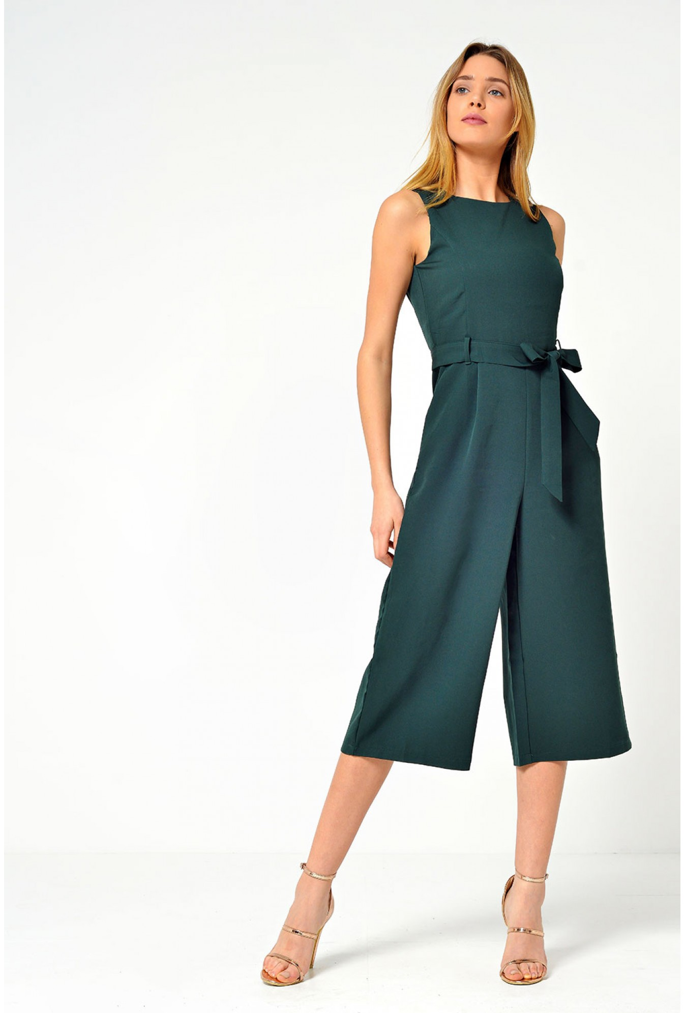 c665431df9df More Views. Layla Longline Culotte Jumpsuit in Green. Marc Angelo